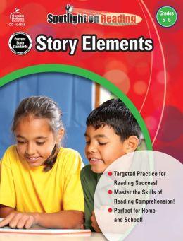 Story Elements, Grades 5-6