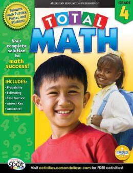 Total Math, Grade 4