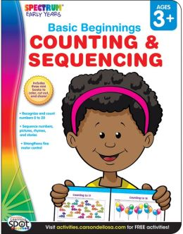 Counting & Sequencing, Ages 3+