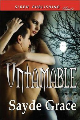 Untamable [Moonlight Cravings] (Siren Publishing Classic)
