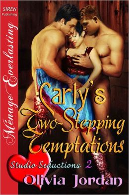 Carly's Two-Stepping Temptations [Studio Seductions 2] (Siren Publishing Menage Everlasting)