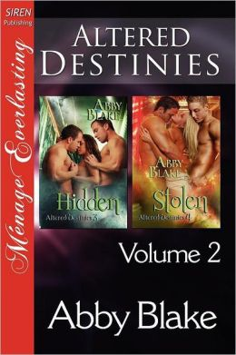 Altered Destinies, Volume 2 [Hidden
