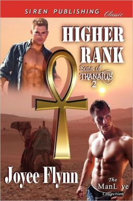 Higher Rank [Sons Of Thanatus 2] (Siren Publishing Classic Manlove)