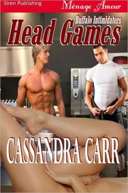 Head Games [Buffalo Intimidators] (Siren Publishing Menage Amour)