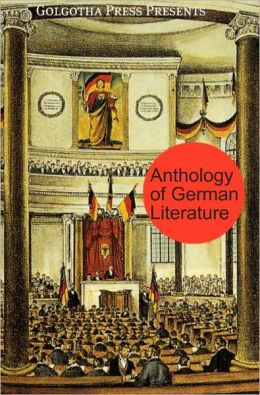 Anthology of German Literature