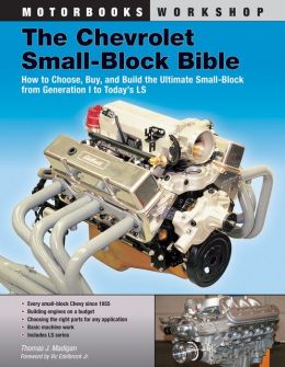 The Chevrolet Small-Block Bible (PagePerfect NOOK Book)