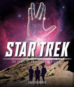 Star Trek: The Complete Unauthorized History (PagePerfect NOOK Book)