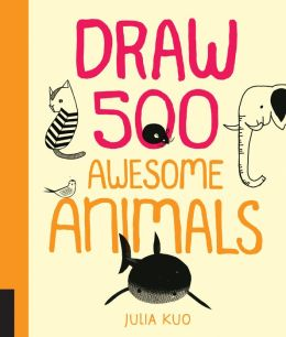 20 Ways to Draw a Cat and 44 Other Awesome Animals: A Sketchbook for Artists, Designers, and Doodlers (PagePerfect NOOK Book)