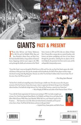 Giants Past & Present: 2012 Championship Edition (PagePerfect NOOK Book)