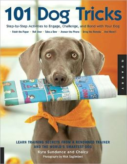101 Dog Tricks: Step by Step Activities to Engage, Challenge, and Bond with Your Dog (PagePerfect NOOK Book)