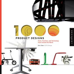 1,000 Product Designs (PagePerfect NOOK Book)