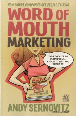 Word of Mouth Marketing - How Smart Companies Get People Talking (A Round Table Comic)