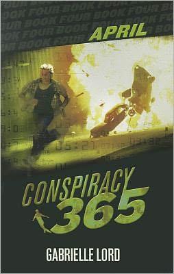 Conspiracy 365: April