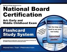 Flashcard Study System for the National Board Certification Art: Early and Middle Childhood Exam