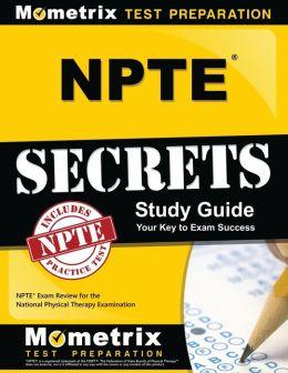 NPTE Secrets Study Guide
