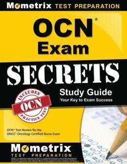 OCN Exam Secrets Study Guide