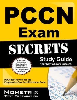 PCCN Exam Secrets Study Guide