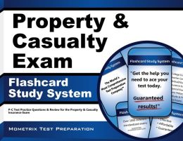 Property & Casualty Exam Flashcard Study System
