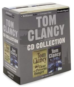 Tom Clancy CD Collection (Limited Edition): Clear and Present Danger/The Hunt for Red October