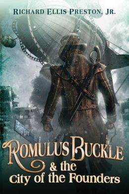 Pneumatic Zeppelin 2 - Romulus Buckle & the Engines of War - Richard Ellis Preston