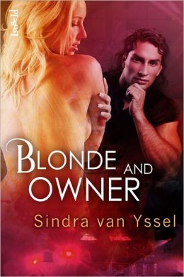 Blonde and Owner