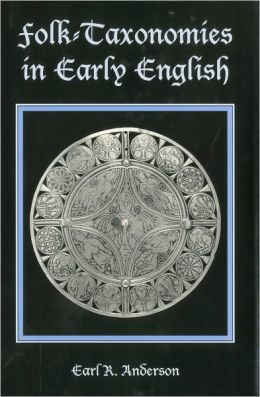 Folk-Taxonomies in Early English