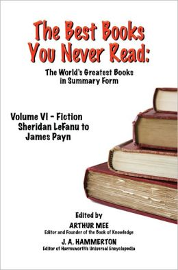 THE BEST BOOKS YOU NEVER READ: Vol VI - Fiction - LeFanu to Payn