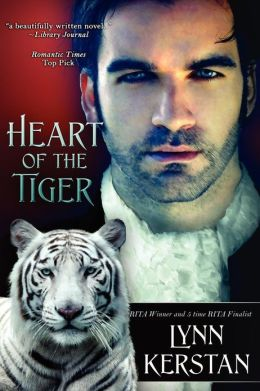 Heart of the Tiger (The Big Cat Trilogy #2)