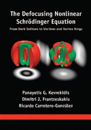 The Defocusing Nonlinear Schrodinger Equation: From Dark Solitions to Vortices and Vortex Rings
