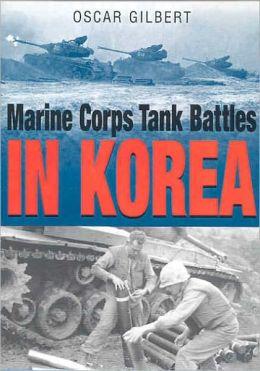 Marine Tank Battles in Korea