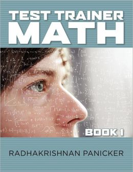 Test Trainer Math: Book 1