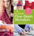 Book Cover Image. Title: Lace One-Skein Wonders:  101 Projects Celebrating the Possibilities of Lace, Author: Judith Durant