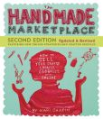 Book Cover Image. Title: The Handmade Marketplace, Author: Kari Chapin
