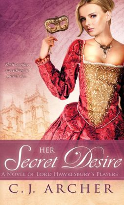 Her Secret Desire (Lord Hawkesbury's Players Series)