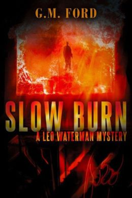 Slow Burn (Leo Waterman Series #4)