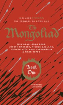 Mongoliad, The: Book One Collector's Edition