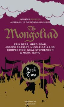 Mongoliad, The: Book Two Collector's Edition