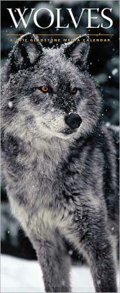 2012 Wolves Wall Calendar