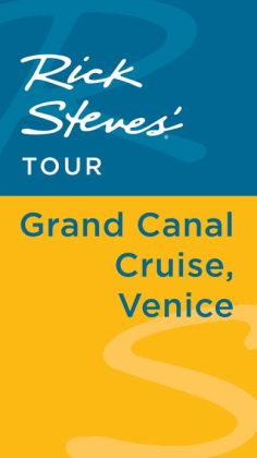 Rick Steves' Tour: Grand Canal Cruise, Venice