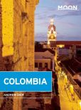 Book Cover Image. Title: Moon Colombia, Author: Andrew Dier