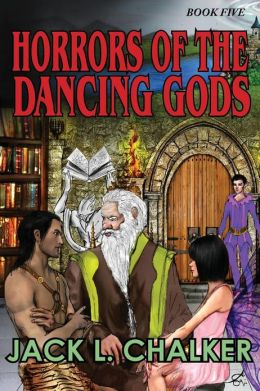 Horrors of the Dancing Gods (Dancing Gods: Book Five)