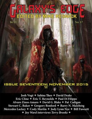 Galaxy's Edge Magazine: Issue 17, November 2015