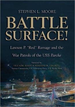 Battle Surface!: Lawson P.