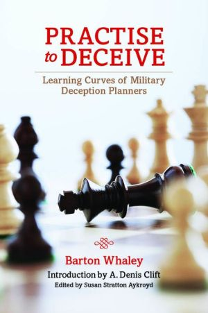 Practise to Deceive: Learning Curves of Military Deception Planners