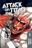 Book Cover Image. Title: Attack on Titan 1, Author: Hajime Isayama