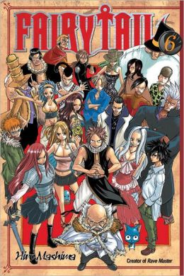 Fairy Tail, Volume 6