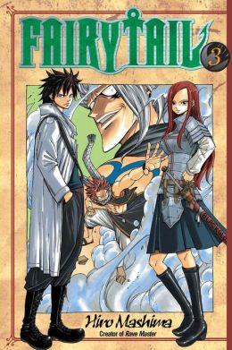 Fairy Tail, Volume 3