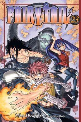 Fairy Tail, Volume 23