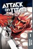 Book Cover Image. Title: Attack on Titan 1, Author: Hajime Isayama