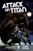Book Cover Image. Title: Attack on Titan 9, Author: Hajime Isayama